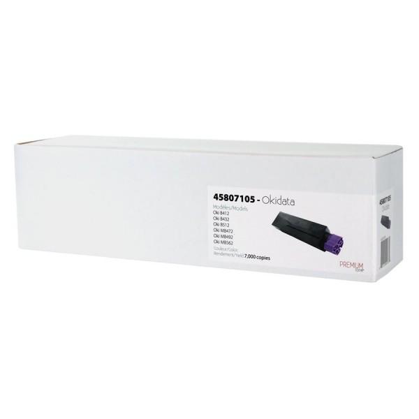 Okidata 45807105 compatible Premium Tone