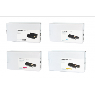 Xerox 106R01630 compatible 4PACK  (K,C,M,Y)