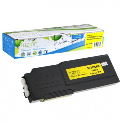 Dell 593-BCBC jaune compatible