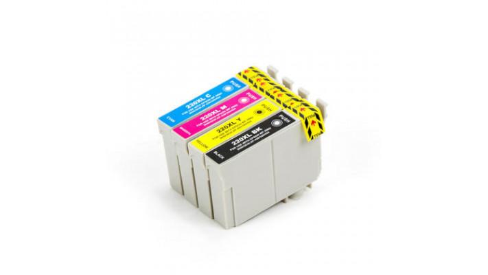 Epson T220XL compatible Multipack4
