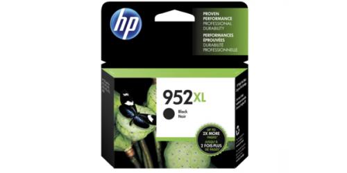 HP 952XL black original