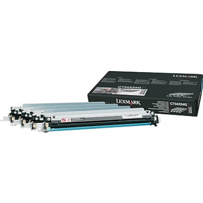 Photoconducteur Lexmark C734X24G (4pack)