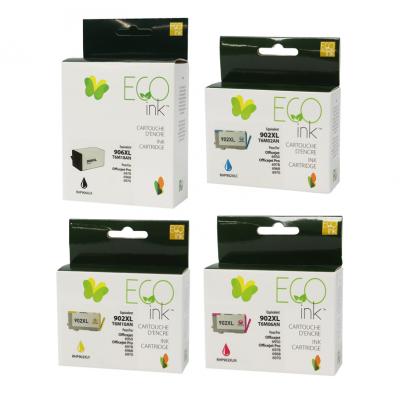 Multipack HP 906XL/HP 902XL recyclé