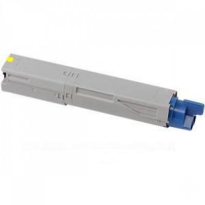 Okidata 43459301 compatible Jaune