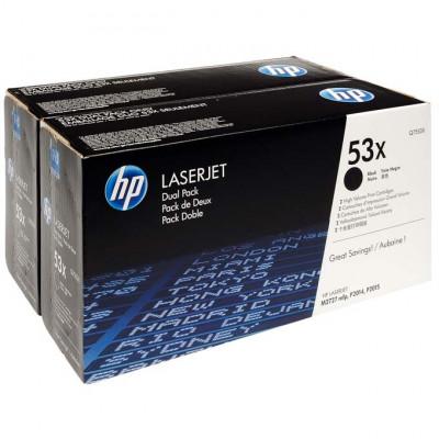 HP 53X Originale OEM (Dual Pack)