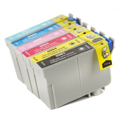 Epson T099/098 Série multi-pack (6 cartouches)