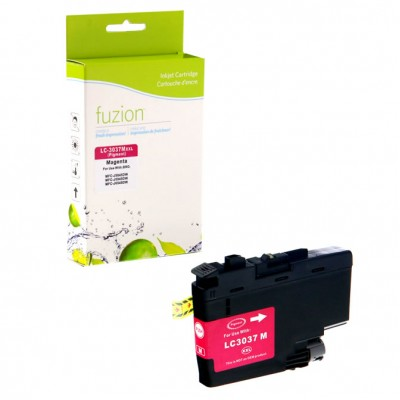 Brother LC-3037 magenta compatible Fuzion