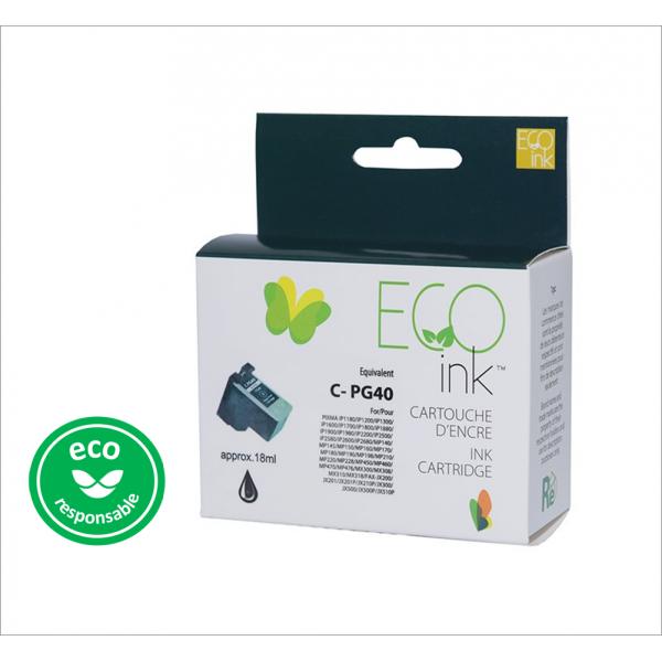 Canon PG-40 recyclé Ecoink
