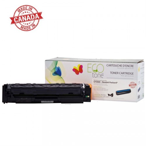 HP CF500X (202X) Reman Ecotone noir 3.2K