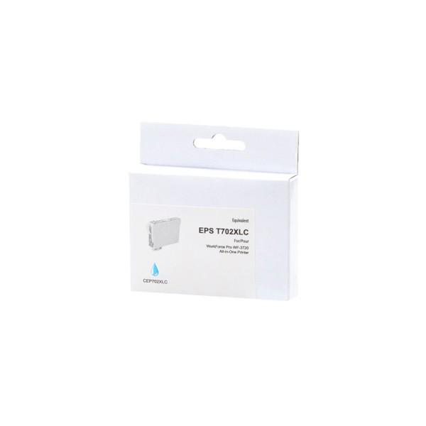 Epson T702XL Compatible Premium Ink Cyan 950 pages