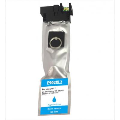 Epson T902XL220 Compatible Premium Ink Cyan Pigmentée