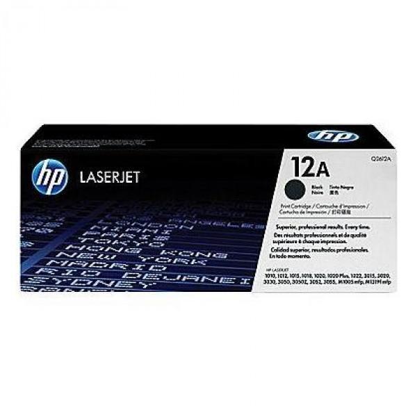 HP 12A Originale OEM