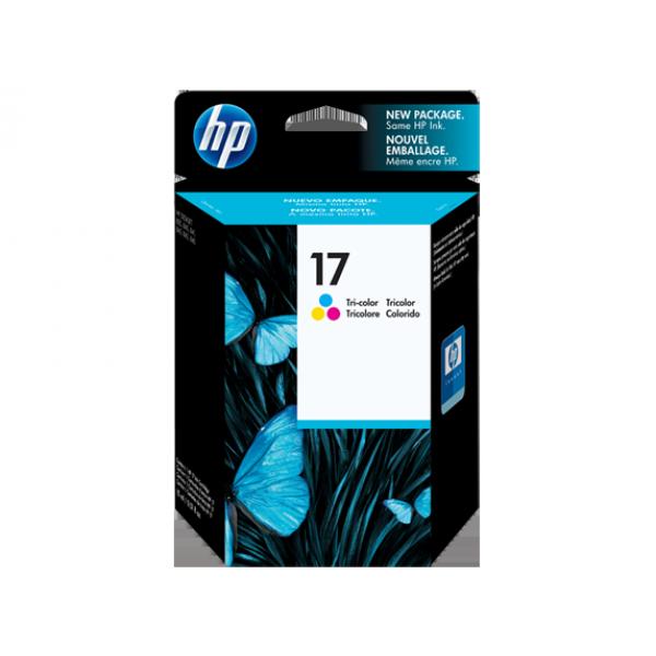HP 17 couleur original