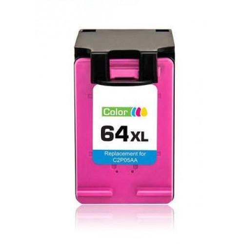 HP 64XL couleur recyclé
