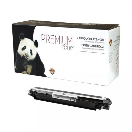 HP 126A CE310A Compatible Noir Premium Tone 1.2K