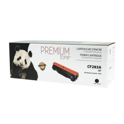 HP 83A noir compatible #CF283A