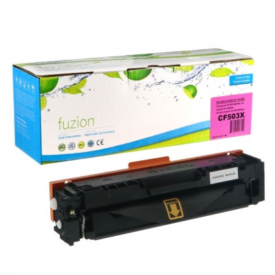 HP 202X CF503X Magenta compatible Fuzion