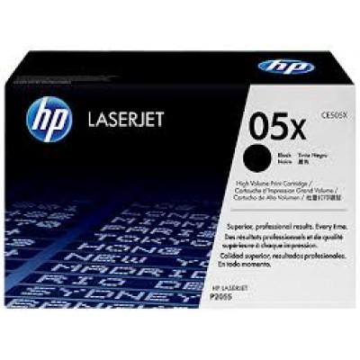 HP 05X Originale OEM