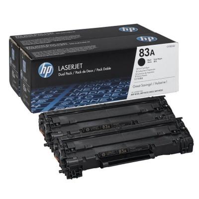 HP 83A original (CF283A) dual pack