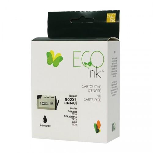HP 902XL noir recyclé Ecoink