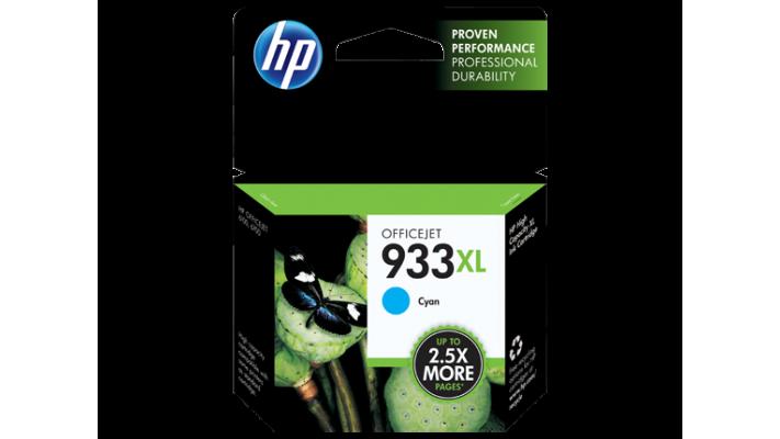 HP 933XL cyan originale