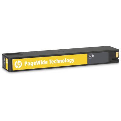 HP 972X jaune recyclé Écoink