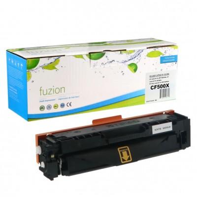 HP 202X CF500X Noir compatible Fuzion
