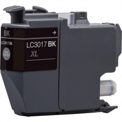 Brother LC-3017 noir compatible