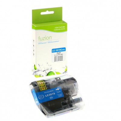 Brother LC-3019 cyan compatible Fuzion
