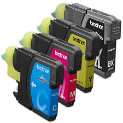 Brother LC-51 Série BK/C/Y/M (multi-pack-4) compatible