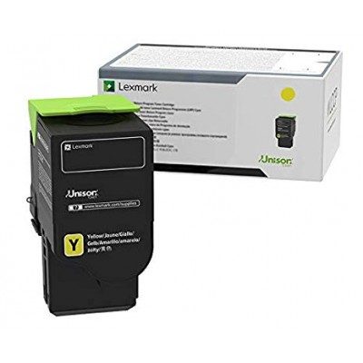 Lexmark C231HY0 yellow high-yield