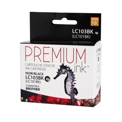 Brother LC-103 Noire compatible Premium Ink