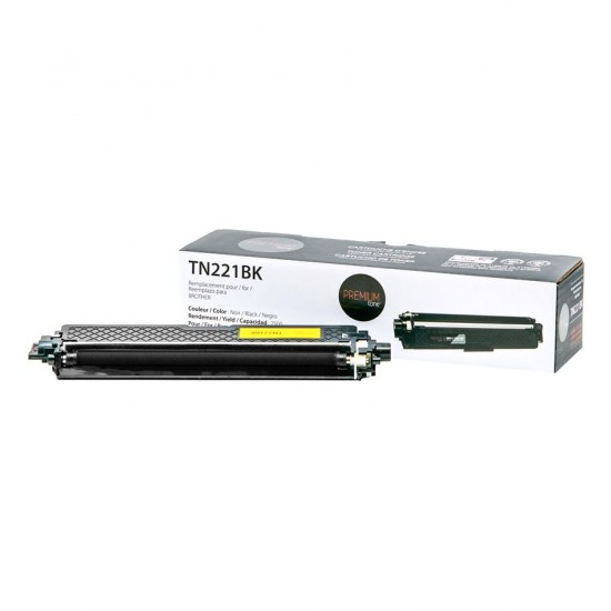 Brother TN-221 Noire compatible