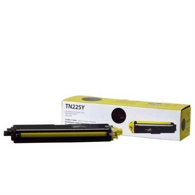 Brother TN-225 Jaune compatible