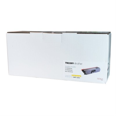 Brother TN-339 Jaune compatible