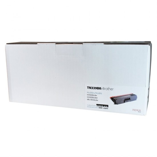 Brother TN-339 Noire compatible