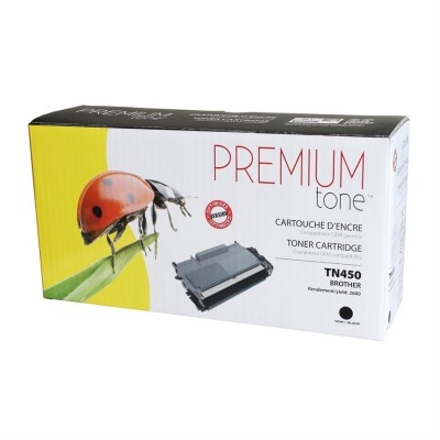 Brother TN-450 compatible Premium Tone
