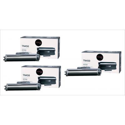 TRIO Brother TN-450 compatible Premium Tone